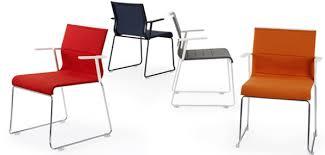 chaise salle de r union chaises visiteurs fabulous chaise bologne sur luge with chaises