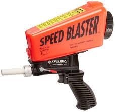 Harbor Freight Blast Cabinet by Unitec Gravity Feed Hand Held Speed Blaster Sandblaster Ebay