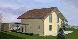 maison ossature bois cle en gemavilla construction villa clé en fribourg contruction