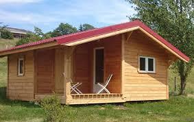 construire chalet de vacances cabane roulotte cing et