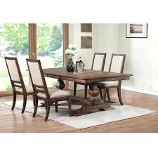 New Classic Dining Room Furniture Manor Wood 5 Piece Set