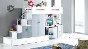 chambre enfant avec bureau lit mezzanine bureau ado lit enfant compact chambre enfant ado lit
