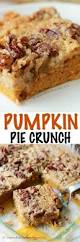 Libby Pumpkin Pie Convection Oven by Pumpkin Pie Crunch Is The Easiest Way To Serve Pumpkin Pie To A