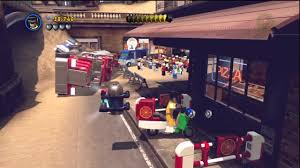 Sand Central Station - LEGO Marvel Super Heroes Wiki Guide - IGN