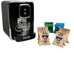 Kapsulyst Italian Coffee Maker And Tea Pot Machine