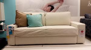 Queen Sleeper Sofa Ikea by Furniture Mocha Sofa Bed Ikea For Pretty Home Furniture Ideas