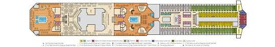 Disney Wonder Deck Plan by 20 Disney Cruise Floor Plans Disney Cruise Ship Dream
