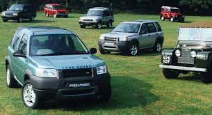 land rover freelander model range lr s freelander joins classic defender original range rover as a