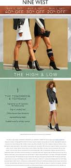 Nine West Coupons - 20-40% Off Online At Nine West, No Code Needed Nine West Coupon Code August Nine Sandalia Con Cua Negro Birthday Freebies Real Simple Shop On Souq Apps And Get Extra Discounts Foodpanda Coupons Offers 50 Off Promo Codes August 2019 Mexico Tienda Online Rosa Shoes Coupons Military Promo At Milsavercom Ninewestcom West Official Site For Women Handbags Outlet Staples Fniture 2018 Coupon
