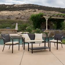 Allen And Roth Outdoor Ceiling Fans by Patios Using Remarkable Allen Roth Patio Furniture For Cozy