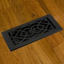 traditional cast iron floor register cast iron iron and walls