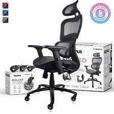 Nouhaus NHO-0001BL Ergo3D Th-rsuting Office Preventing Rolling Desk 4D  Adjustable Armrest, 3D Suction Cup Wheels-Mesh Computer, Gaming, Ro-tating  ... Best Ergonomic Chair For Back Pain 123inkca Blog Our 10 Gaming Chairs Of 2019 Reviews By Office Chairs Back Support By Bnaomreen Issuu 7 Most Comfortable Office Update 1 Top Home Uk For The Ultimate Guide And With Lumbar Support Ikea Dont Buy Before Reading This 14 New In Under 100 200 Best Get The Chair