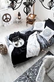 schlafzimmer im boho look oder wie plötzlich bei