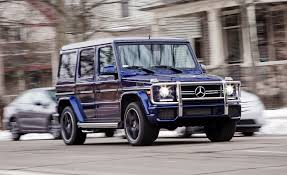 2016 Mercedes AMG G63 4MATIC Test – Review – Car and Driver