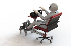 Playseat Elite Office Chair by Diy Modified Office Chair For Wheel And Flight Sim Diy Plans