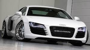 Audi Luxury cars In India