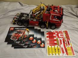 100 Lego Fire Truck Games All About Amazoncom Technic 8289 Toys Amp