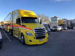 100 Penske Trucks Team On Twitter Getting The Freightliner Trucks Ready For