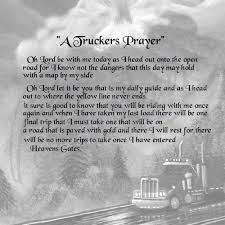 Truck Driver Prayer The Bus Drivers Prayer By Ian Dury Read Richard Purnell Cdl Truck Driver Job Description For Resume Awesome Templates Tfc Global Prayers Truckers Home Facebook Kneeling To Pray Stock Photos Images Alamy Man Slain In Omaha Always Made You Laugh Friend Says At Prayer Nu Way Driving School Michigan History Gezginturknet Pin Sue Mc Neelyogara On My Guide To The Galaxy Truck Drivers T Stainless Steel Dog Tag Necklace Or Key Chain With Free Tow Poems Poemviewco
