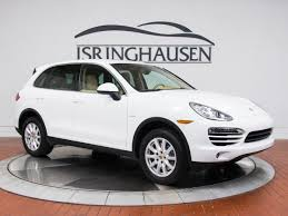 Used 2014 Porsche Cayenne Diesel For Sale In Springfield, IL | VIN ...