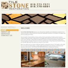 tile restoration la tile services los angeles san