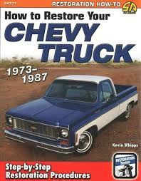 Chevy/GMC Truck Restoration: 1973-1987: Step-by-Step Restoration ... Build 731987 Chevygmc Truck Front Shackle Mounts Youtube 1973 Gmc C20 Pickup From The Movie Gamer At Hot Rod Nights C2500 Camper Special Classic Other For Sale Ck 1500 Series Overview Cargurus Chevrolet And Brochures Pickups Car Ts 73 87 Web Cat By Shop Issuu 3959 Cha C 15 Sierra Grande 1972 Chevy Instrument Cluster Luxury 1987 C10 Gmc Ebook Download Restoration Pdf Video