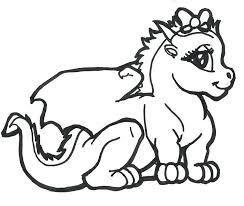 Coloring Page Baby Inspirational Design Ideas Dragon