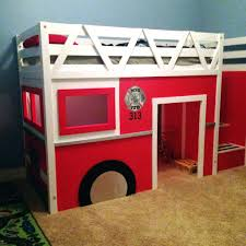 100 Fire Truck For Toddlers Bunk The Has Few New Additions Rope Led Lights On Inside