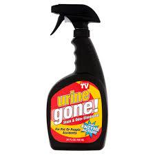Dog Urine Odor Hardwood Floors by As Seen On Tv Urine Gone Stain U0026 Odor Eliminator 24 Fl Oz