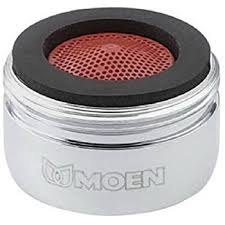 Masco Faucet A112181m by Moen 3919 2 2 Gpm Male Thread Kitchen Faucet Aerator Chrome