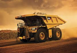 100 Cat Mining Trucks Erpillar Produces 5000th 793 Mining Truck SCI Magazine