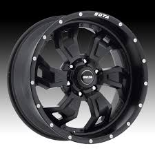 SOTA Offroad S.C.A.R. Stealth Black Custom Truck Wheels Rims - SOTA ... Black Rhino Truck And Off Road Wheels Product Release At The Sema 22 Fits Chevy Trucks Sierra 1500 Wheel Machd Face 22x9 Fuel D239 Cleaver 2pc Gloss Milled Custom Rims 20x12 Octane 8x170 44 Dick Cepek Fun Country Ultra 7238 Gauntlet Ultra Introduces Armory Black Wheels 2tone Truck Diesel Forum Thedieselstopcom Blackhawk Enkei 18 Ford F150 Tires Factory Oem Set 4 3997 Aftermarket Sota Offroad Grid Titanium W Matte Lip