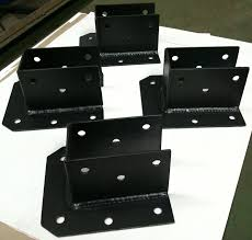 2 x 6 decorative joist hangers custom decorative metal brackets