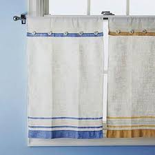 Yellow And Gray Kitchen Curtains by Lovely Blue And Yellow Kitchen Curtains And Heartfelt Swags Navy