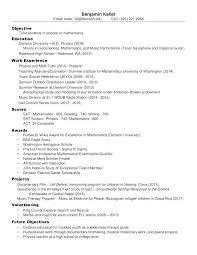 Tutor Resume Accounting Model Job Description Sample Math Download