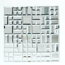 Iridescent Mosaic Tiles Uk by Microflex Mosaic Mirror Tile Sheet Mirror Mosaic Tiles Uk