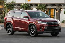 2014 Toyota Highlander Captains Chairs by 2017 Toyota Highlander New Car Review Autotrader