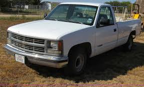 1994 Chevrolet Cheyenne 1500 Pickup Truck | Item G5504 | SOL...