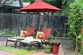 Tilt Patio Umbrella With Base by Outdoor Tilt Patio Umbrellas On Sale Tilting Sun Umbrella White