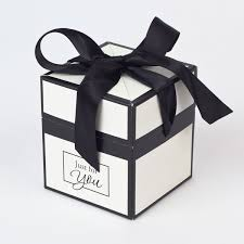 Bridal Robe And Stemless Wine Cup Gift Box Bridesmaid