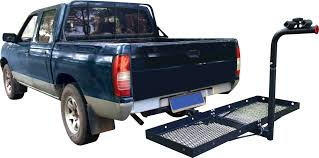 100 Bike Rack For Truck Hitch 60 X 1912 In Steel Mount Cargo And Carrier Princess Auto