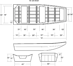 free plans on wood jon boats plans how to make a boat that floats