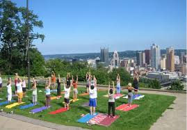 Outdoor Yoga In Pittsburgh