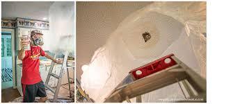 Patch Popcorn Ceiling Video by Drywall U0026 Popcorn Ceiling Repair In A Few Easy Steps Hometalk