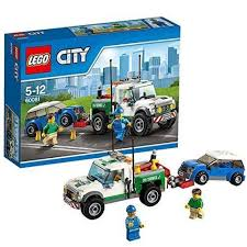 100 Lego City Tow Truck Jual LEGO 60081 Pickup Set New Vehicles Bricks