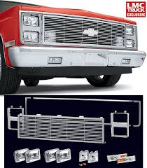 SE Front End Dress Up Kit With<br>165MM Dual Headlights | 86 Chevy ... Lmc Trucks Allchrome Special Edition Grille Hot Rod Network Lmc Truck Chevy C10 1983 Covers 197387 Chevrolet Pickup Lmctrucklife Com Car Reviews 2018 S10 Questions My Heater Blower Fan Cargurus Steven Palacios His 93 S10 Gmc And Truck S10ep6 Stacey Davids Gearz Parts Accsories Ram Jam Pinterest 1989 Fuel Pump Antihrapme Tank In A Built Like A Photo Image 1979 Ford Bronco Dallas 2015