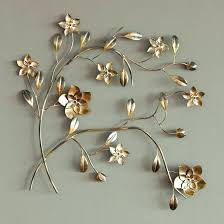 Metal Floral Wall Decor Flower Hobby Lobby
