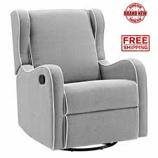 Glider Baby Rocker Rocking Chair Swivel Recliner Nursery Furniture Gray  Seat New Modern Rocking Chair Nursery Uk Thenurseries For A Great Fniture For The Benefits Of Having A Rocking Chair In The Nursery Rocker Recliners Ottoman Babyletto Madison Recliner Lumbar Attractive Wooden Wood Foter 9 Mommy Me 3piece Set Includes Matching And Childrens Baby Best Affordable Gliders Chairs Where Innovation Meets Tradition Top Ten Modern Chairs 3rings Details About Glider Living Room Espresso Grey New 10