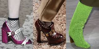 Milan Fashion Week Shoes Fall 2018
