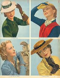 Nearly All Women And Girls Alike Owned One Or More Pairs Of Gloves Before The Radical Shift In Ladies Wear That We Saw Take Place During Swinging